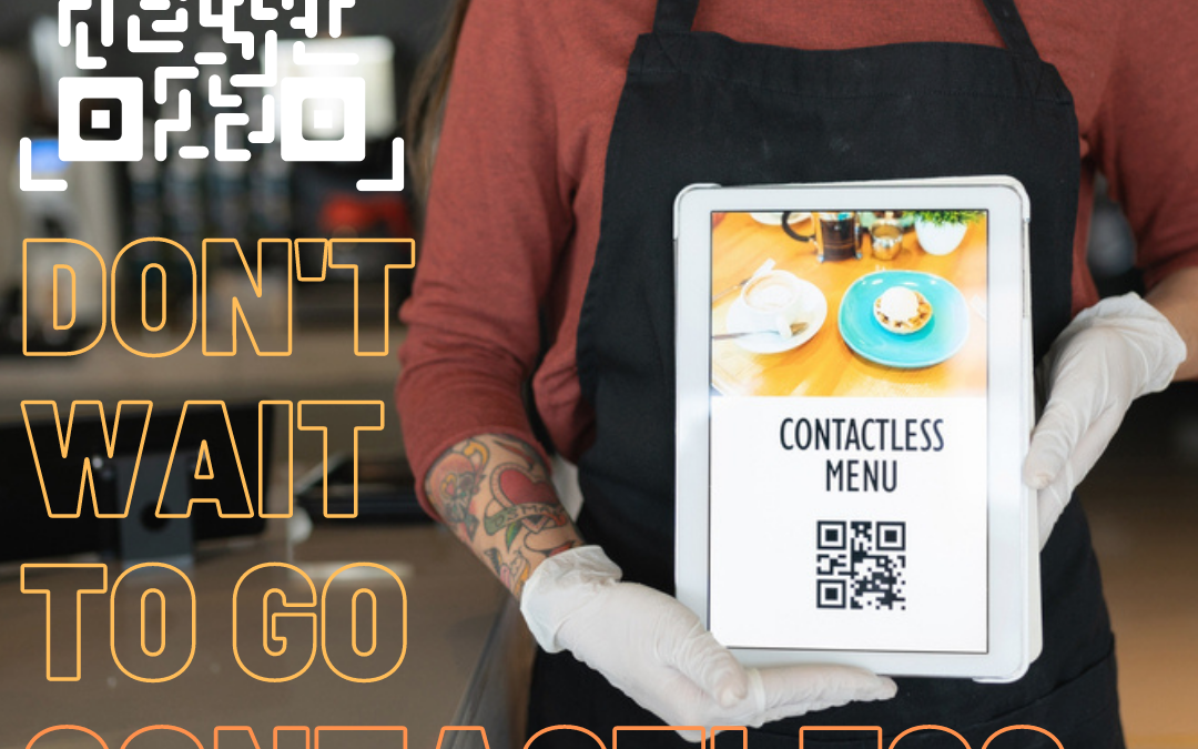 You Need a Contactless Menu Builder — Here's Why