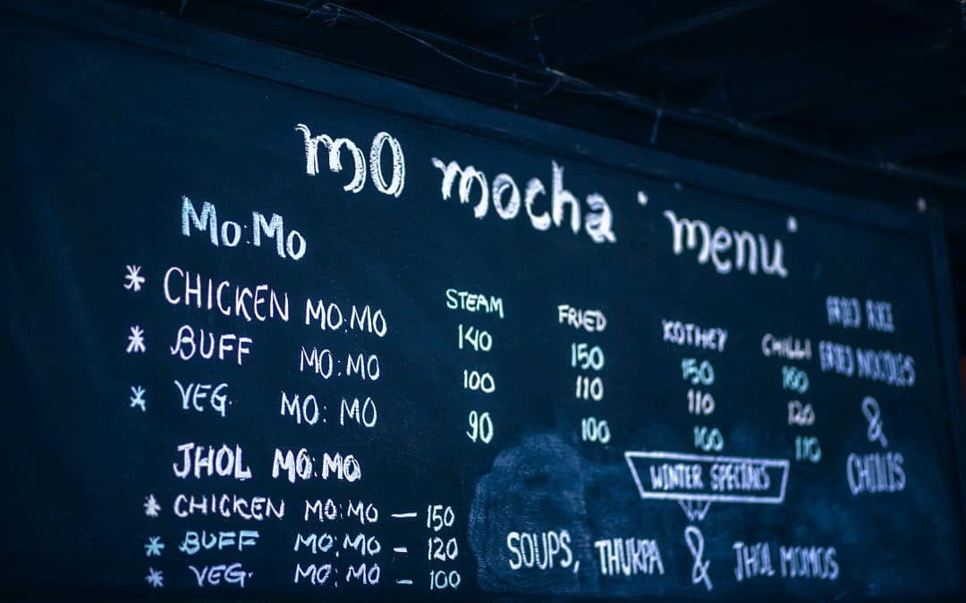 FDA Menu Calorie Count Law: What You Need to Know