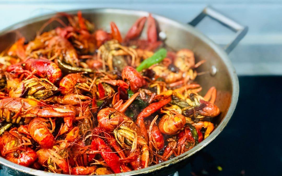 Louisiana Passes New Crawfish and Shrimp Menu Labeling Law