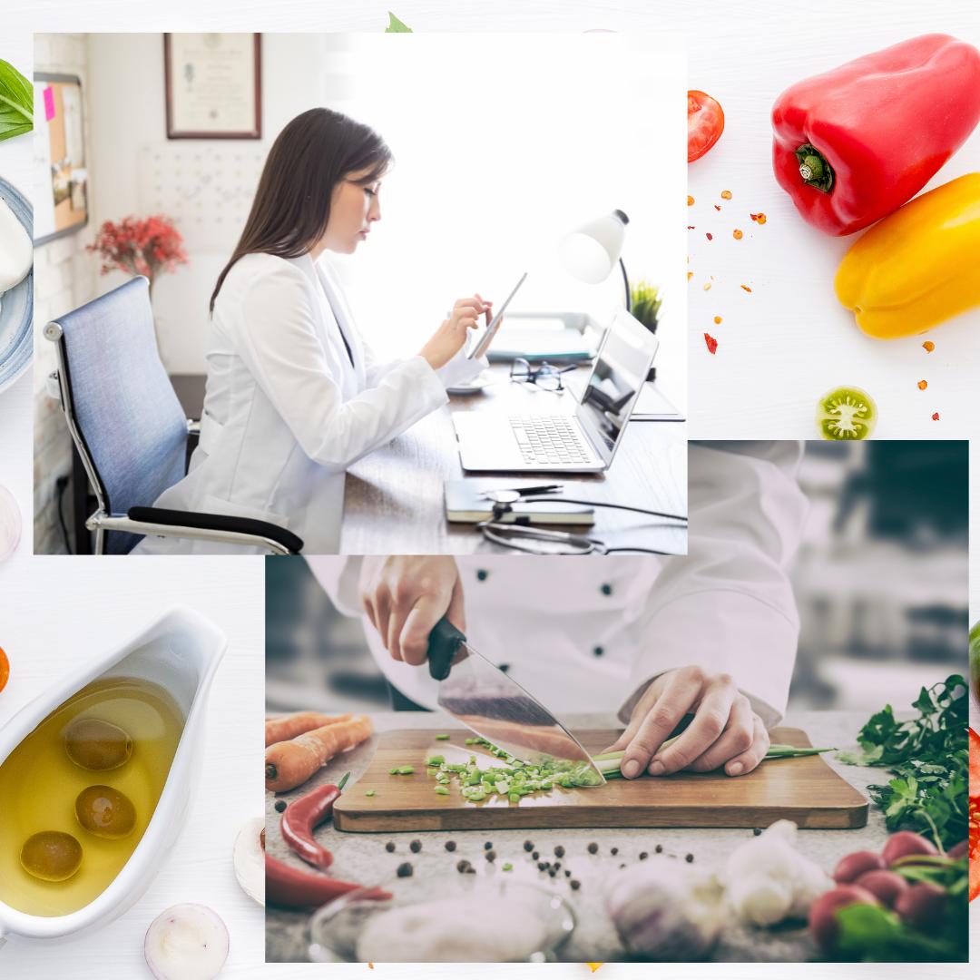 nutrition analysis for hospital menus