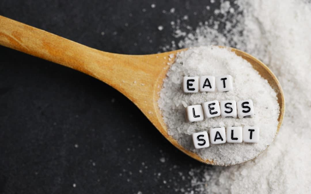 How to Create a Healthier Menu: Reducing Sodium