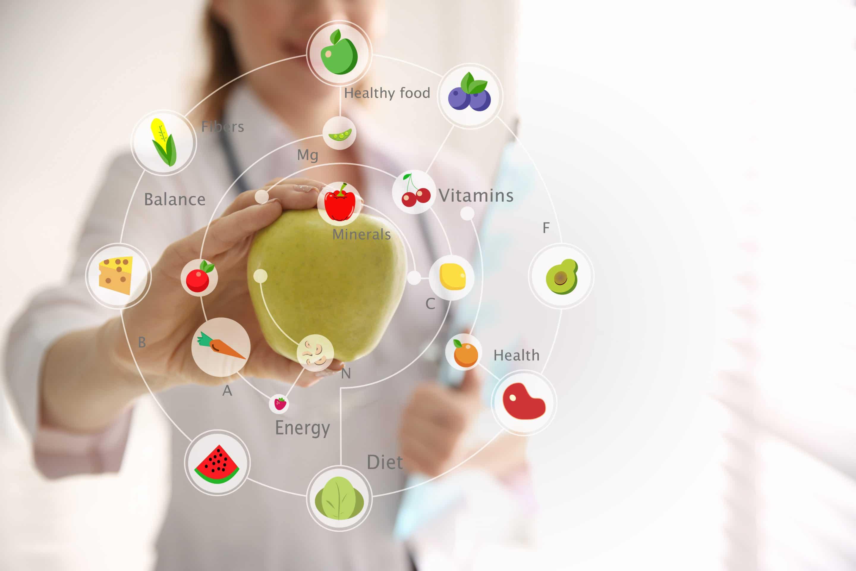 menu nutrition analysis