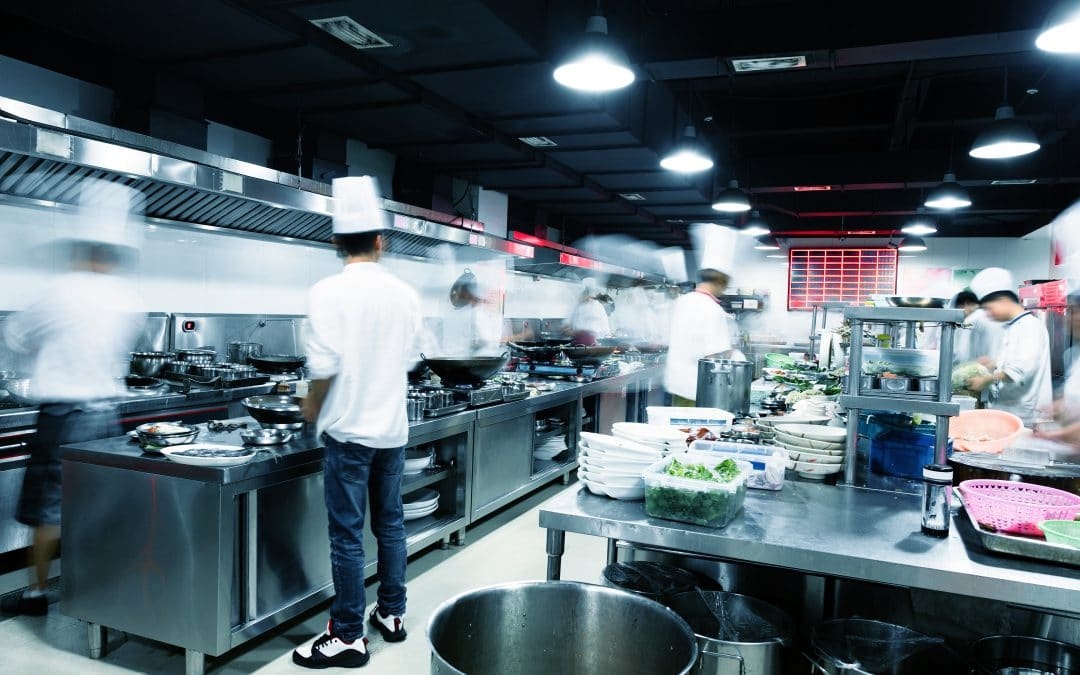 Cloud Kitchens: The Faceless Driver Behind the Restaurant Industry's Uphill Climb