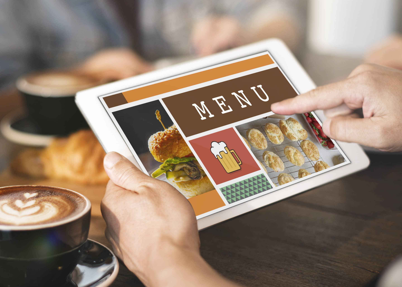 digitizing your menu
